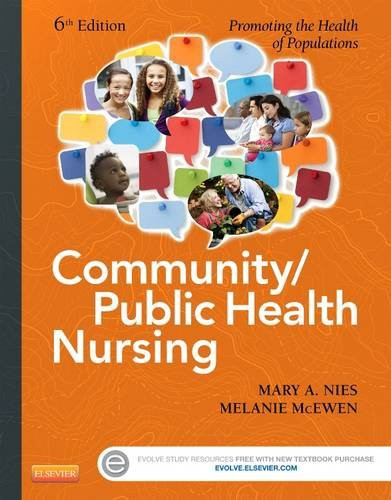 Community/Public Health Nursing, 2015 6e Test Bank