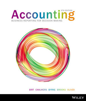 Test Bank for Accounting Business Reporting For Decision Making 5th Edition Jacqueline Birt Download