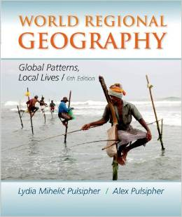 Test Bank for World Regional Geography 6th Edition Lydia Mihelic Pulsipher Download