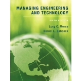 Test bank for Managing Engineering and Technology 5th 0136098096