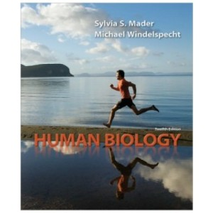 Human Biology, 12th Edition Test Bank - Sylvia Mader