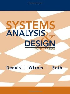 Test Bank for Systems Analysis and Design 4th Edition Alan Dennis Download