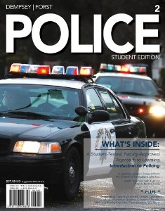 Test Bank for POLICE 2nd Edition John S Dempsey Download