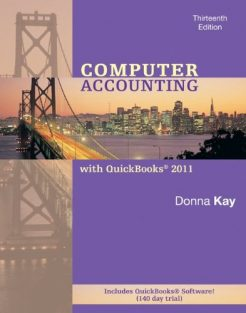 Test bank for Computer Accounting 13e 0077499867