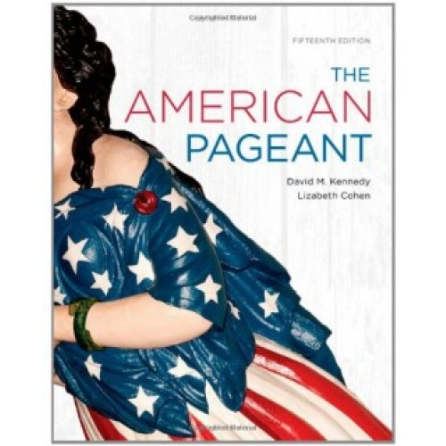 The American Pageant 15th Edition Test Bank - David M. Kennedy