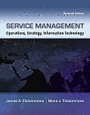 Test bank for Service Management 7th 0077426975