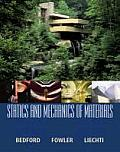 Solutions Manual to accompany Statics and Mechanics of Materials 1st edition 9780130285935