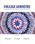 Solutions Manual to accompany College Geometry 2nd edition (even-numbered) 9780131879690
