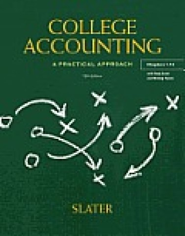 Test bank for College Accounting 12th edition