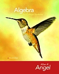 Solutions Manual to accompany Algebra for College Students 3rd edition 9780136129080