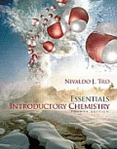 Solutions Manual to accompany Introductory Chemistry Essentials 4th edition 9780321765802