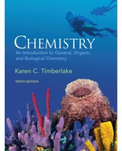 Test Bank for Chemistry General Organic and Biological 10th Edition Karen Timberlake Download
