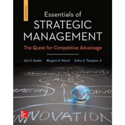 strategic management and competitive advantage 4th edition pdf