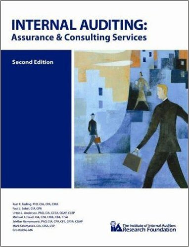 Solution Manual for Internal Auditing Assurance and Consulting Services 2nd Edition by Reding