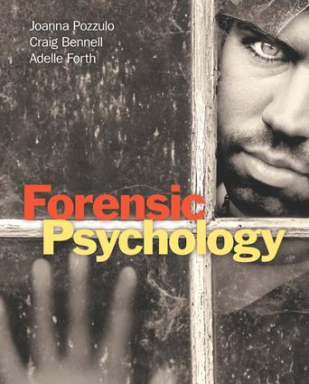Test Bank for Forensic Psychology Joanna Pozzulo, Craig Bennell, Adelle Forth
