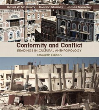 Conformity and Conflict 15th Edition McCurdy Spradley Late Shandy Test Bank