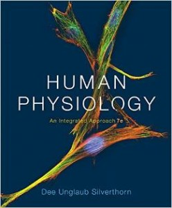 Human Physiology Integrated Approach 7th Edition Silverthorn Test Bank