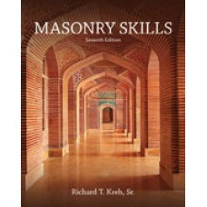 Solution Manual for Masonry Skills, 7th Edition