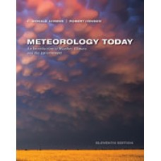 Solution Manual for Meteorology Today, 11th Edition