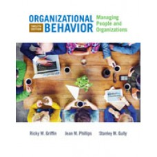 Test Bank For Organizational Behavior Managing People And Organizations, 12th Edition