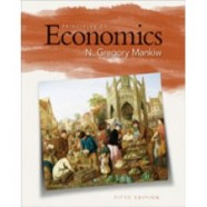 Solution Manual for Principles of Economics, 5th Edition