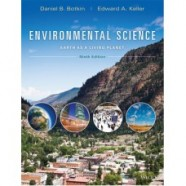 Test Bank for Environmental Science: Earth as a Living Planet, 9th Edition by Botkin, Keller