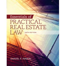 Test Bank for Essentials of Practical Real Estate Law, 6th Edition