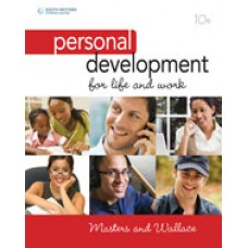 Test Bank for Personal Development for Life and Work, 10th Edition