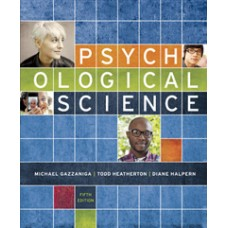 Test Bank for Psychological Science, Fifth Edition