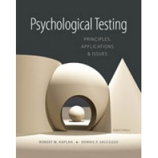 Test Bank for Psychological Testing Principles, Applications, and Issues, 8th Edition