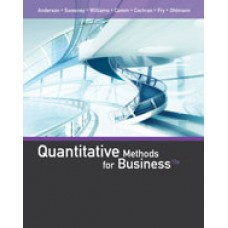 Test Bank for Quantitative Methods for Business, 13th Edition