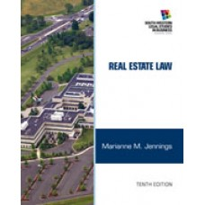 Test Bank for Real Estate Law, 10th Edition