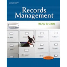 Test Bank for Records Management, 9th Edition
