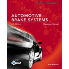 Test Bank for Todays Technician Automotive Brake Systems, Classroom and Shop Manual Prepack, 6th Edition