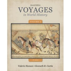 Test Bank for Voyages in World History, Volume 1 to 1600, 2nd Edition
