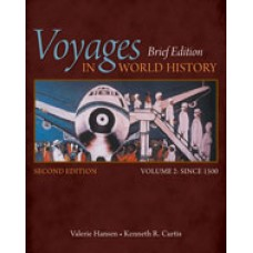 Test Bank for Voyages in World History, Volume II, Brief, 2nd Edition
