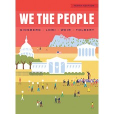 Test Bank for We the People, Full Tenth Edition
