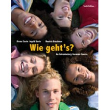 Test Bank for Wie geht, Student Text, 10th Edition