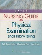 Test Bank Bates Nursing Guide Physical Examination 1st edition Hogan-Quigley Palm Bickley