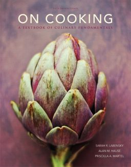 Solution Manual for On Cooking Update, 5/E 5th Edition Sarah R. Labensky, Priscilla A. Martel, Alan M. Hause