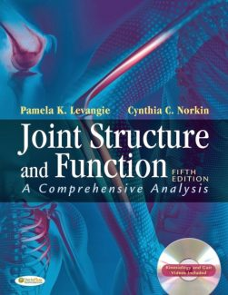 Test Bank Joint Structure Function Comprehensive Analysis 5th Edition Levangie Norkin