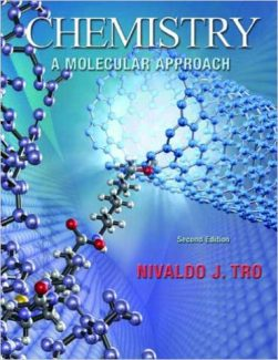 Solution Manual for Chemistry A Molecular Approach With Masteringchemistry 2nd Edition Tro