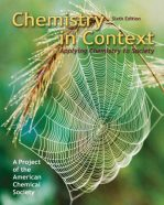 Solution Manual for Chemistry In Context 6th Edition American Chemical Society (Acs)