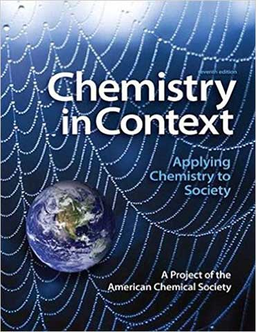 Solution Manual for Chemistry In Context Applying Chemistry To Society 7th Edition Acs