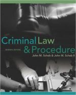 Test Bank for Criminal Law And Procedure 7th Edition Scheb