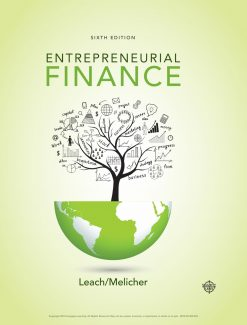 Test Bank for Entrepreneurial Finance 6th Edition, Kindle Edition