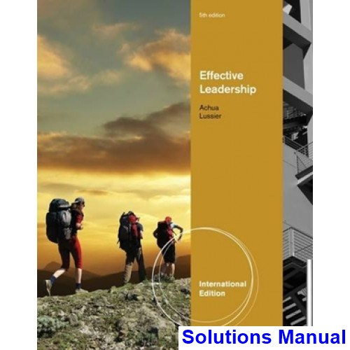 auditing an international approach 6th edition solution manual