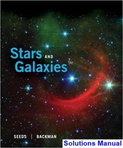 Stars and Galaxies 9th Edition Seeds Solutions Manual
