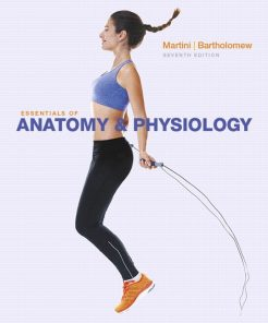 Test Bank for Essentials of Anatomy and Physiology 7th Edition by Martini