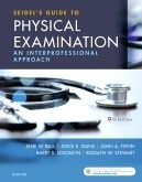 Test Bank for Seidels Guide to Physical Examination 9th Edition By Ball